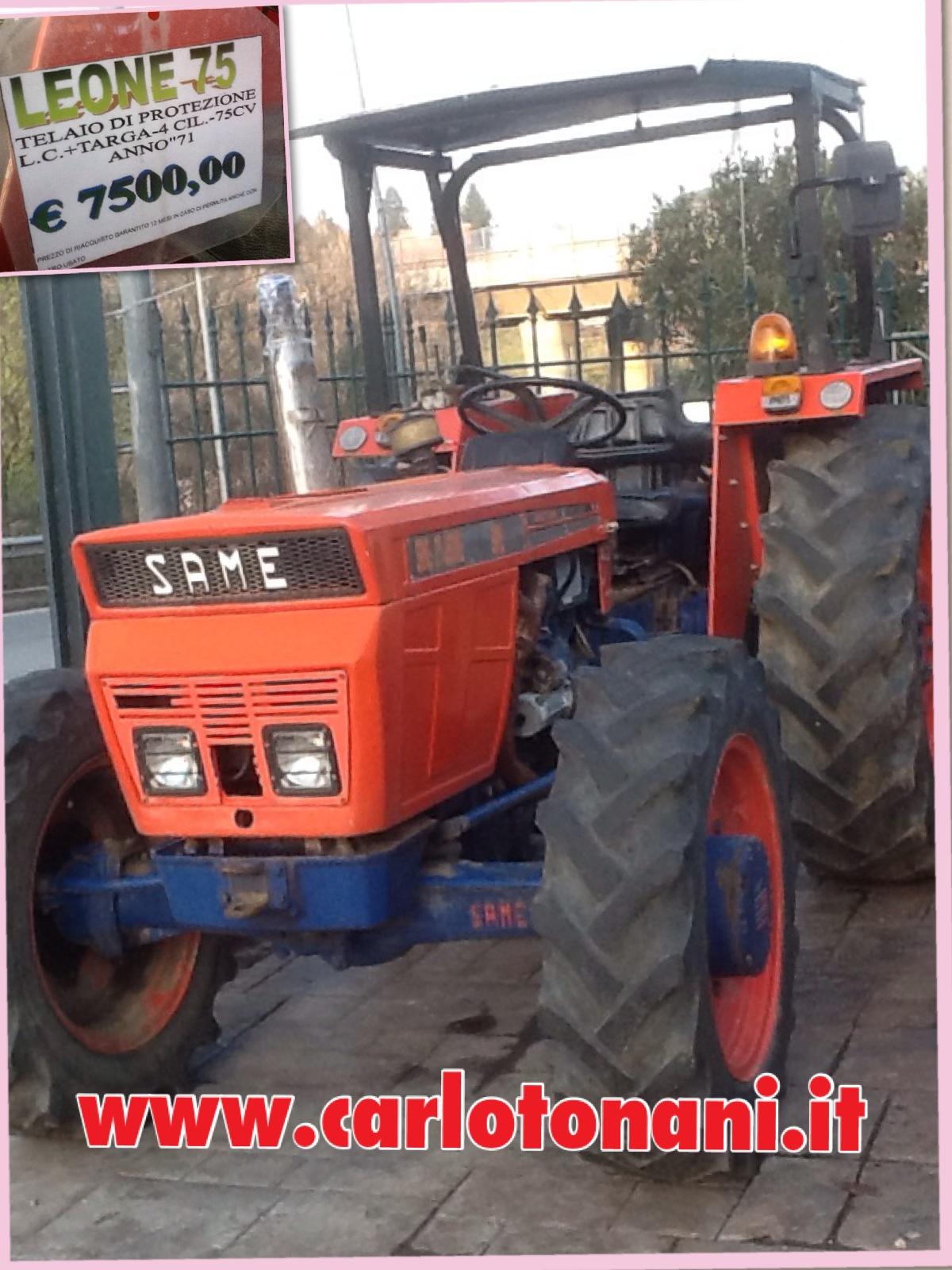 Macchine agricole di carlo tonani for Subito it molise attrezzature agricole