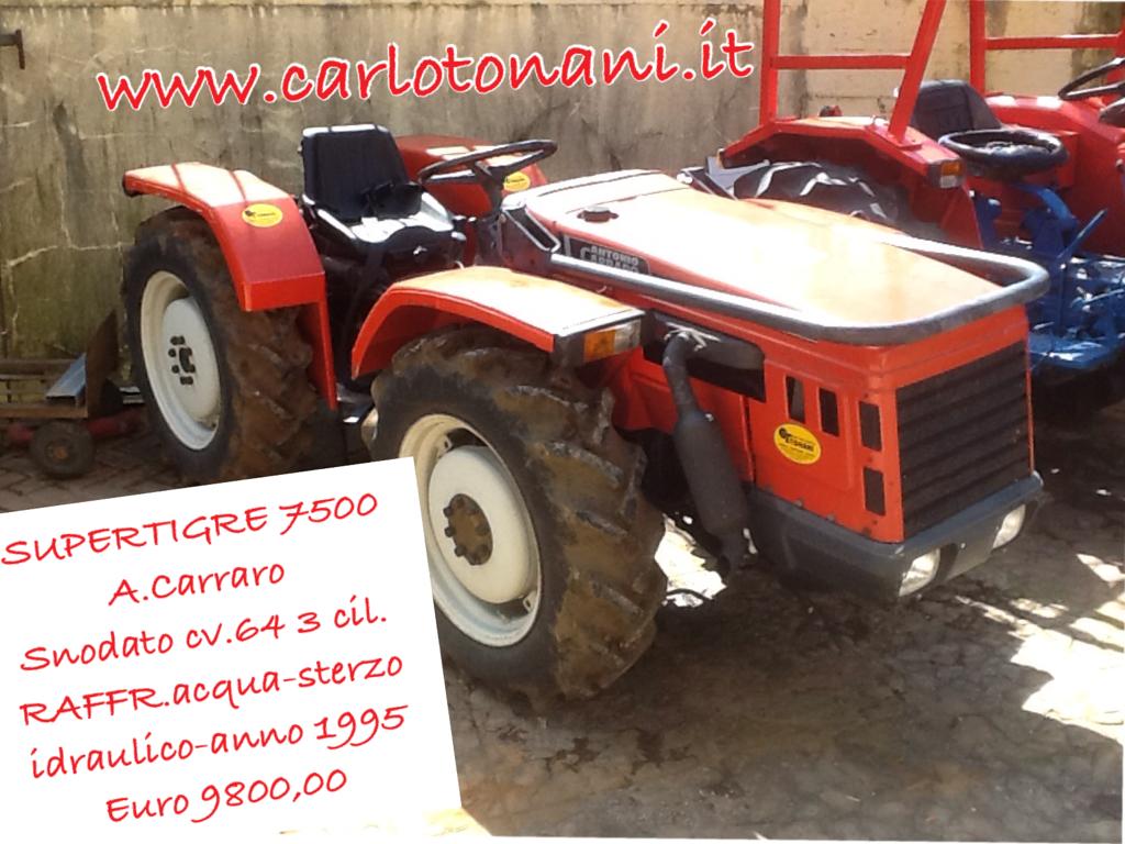 Macchine Agricole di Carlo Tonani